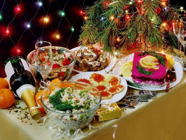Исследование: сколько россияне тратят на новогодний стол?