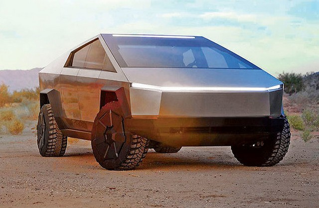 Рэпер Тимати заказал «автомобиль будущего» от Илона Маска
