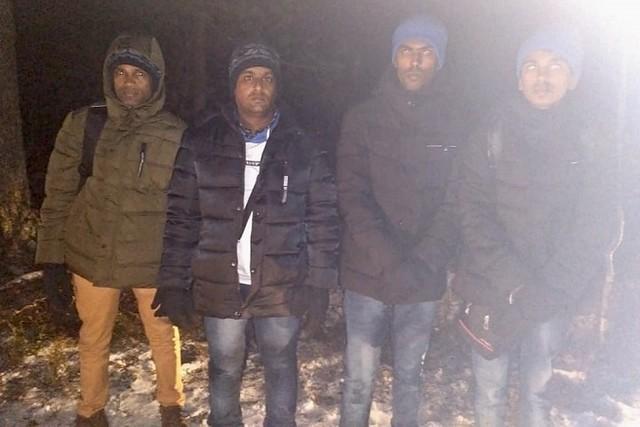 Мигранты просто хотели попасть в Финляндию, но что-то пошло не так