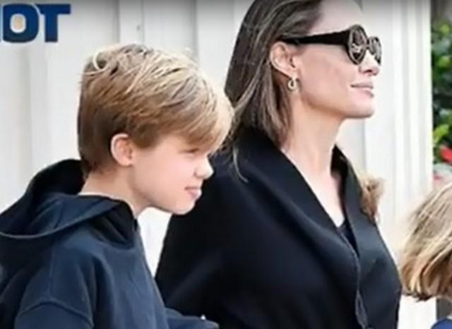 Дочь Анджелины Джоли решила стать мужчиной
