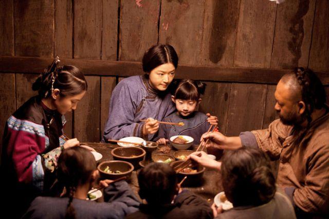 Интересные факты о жизни женщин в Китае (10 фото)