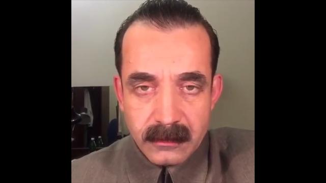 Дмитрий Певцов в образе Сталина прочитал проповедь о геях и абортах, обращаясь к Владимиру Познеру (3 видео)