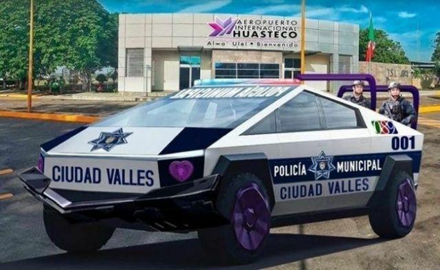 Вслед за Дубай: Мексика заинтересовалась Cybertruck от Илона Маска (2 фото)