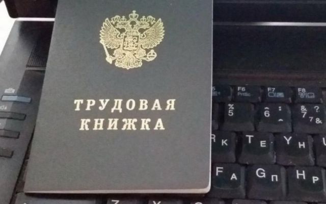 Опрос: отношение россиян к переходу на электронные трудовые книжки
