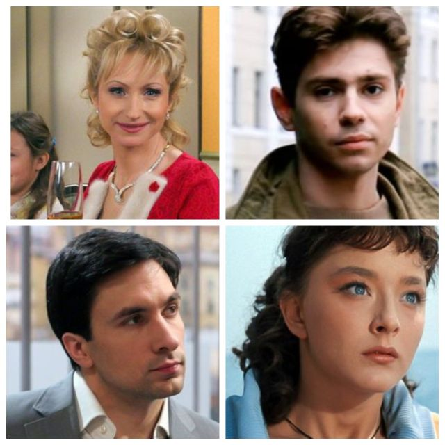 Популярные российские актеры и актрисы, о которых уже все забыли (10 фото)