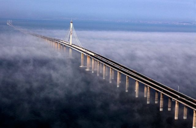 ТОП-10 самых больших мостов в мире (10 фото)