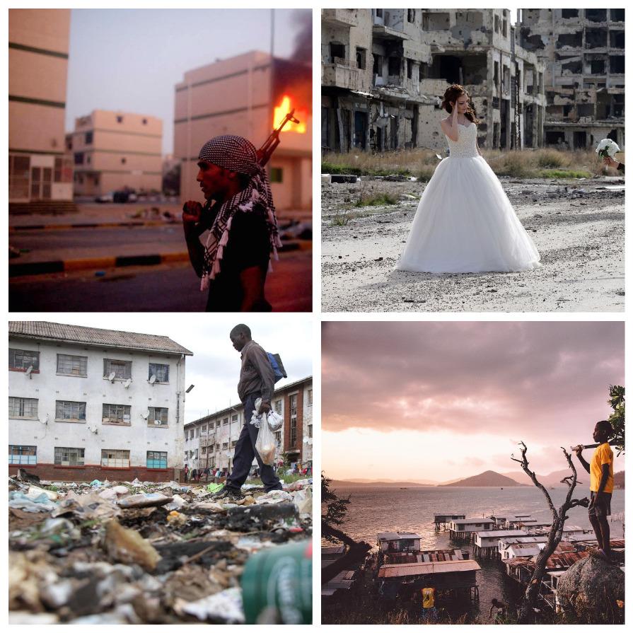 Худшие города для жизни (9 фото)