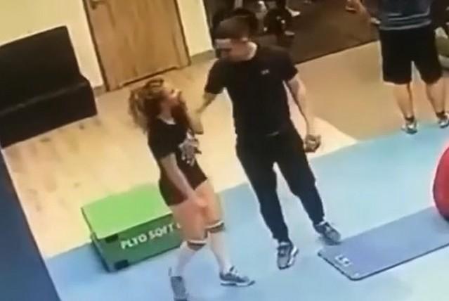Вот и ходи после этого в спортивный зал