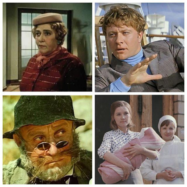 Интересные истории из жизни великих советских актеров (10 фото)