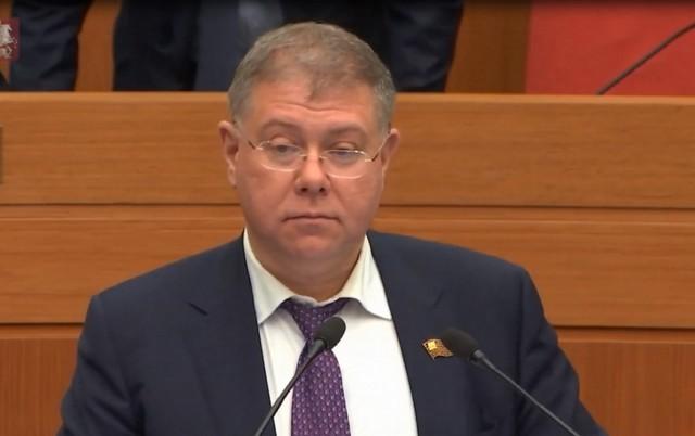 Парламентарий Москвы нецензурно выругался во время заседания