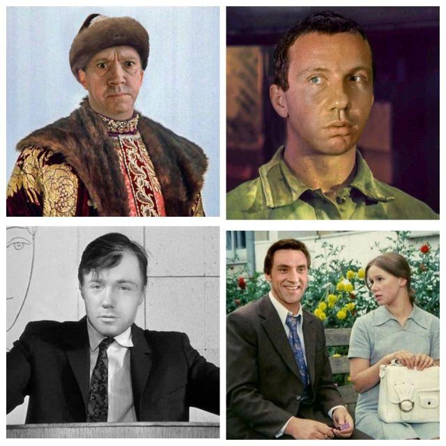 Актеры, которые могли бы исполнить главные роли в знаменитых советских фильмах (10 фото)