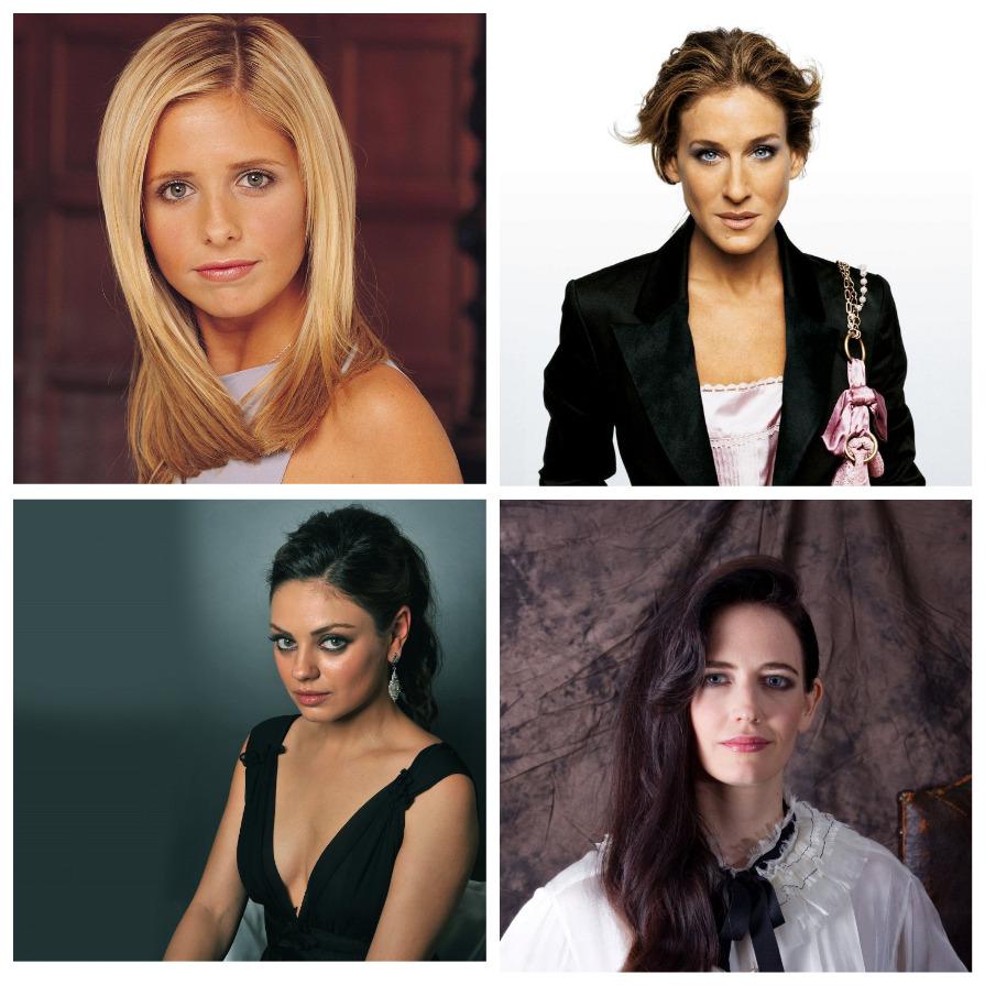 Самые красивые и популярные актрисы-еврейки в мире (7 фото)
