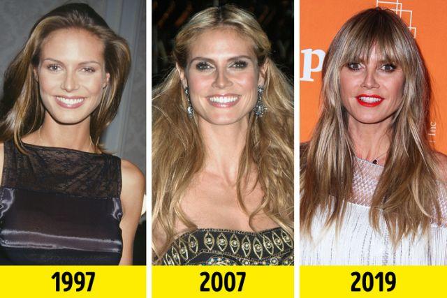 Как изменились знаменитые «Ангелы» Victoria's Secret с момента их первого показа (10 фото)