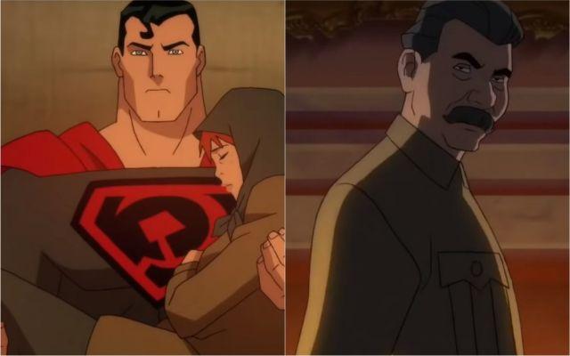 """Ведущие телеканала """"Россия 24"""" подготовили экспертный репортаж про супермена-коммуниста (2 фото + видео)"""