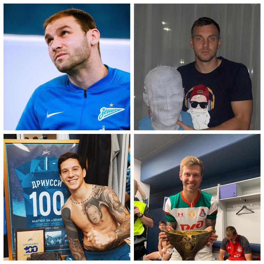 Зарплаты футболистов в российской премьер-лиге (9 фото)