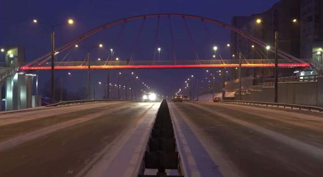 Как создают новогоднее настроение в Красноярске