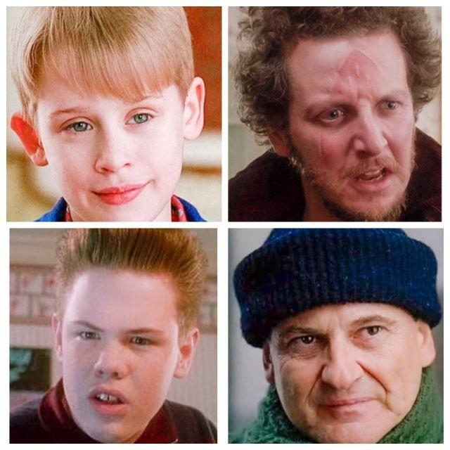 """Как выглядят и чем занимаются актеры из культового фильма """"Один дома"""" (10 фото)"""