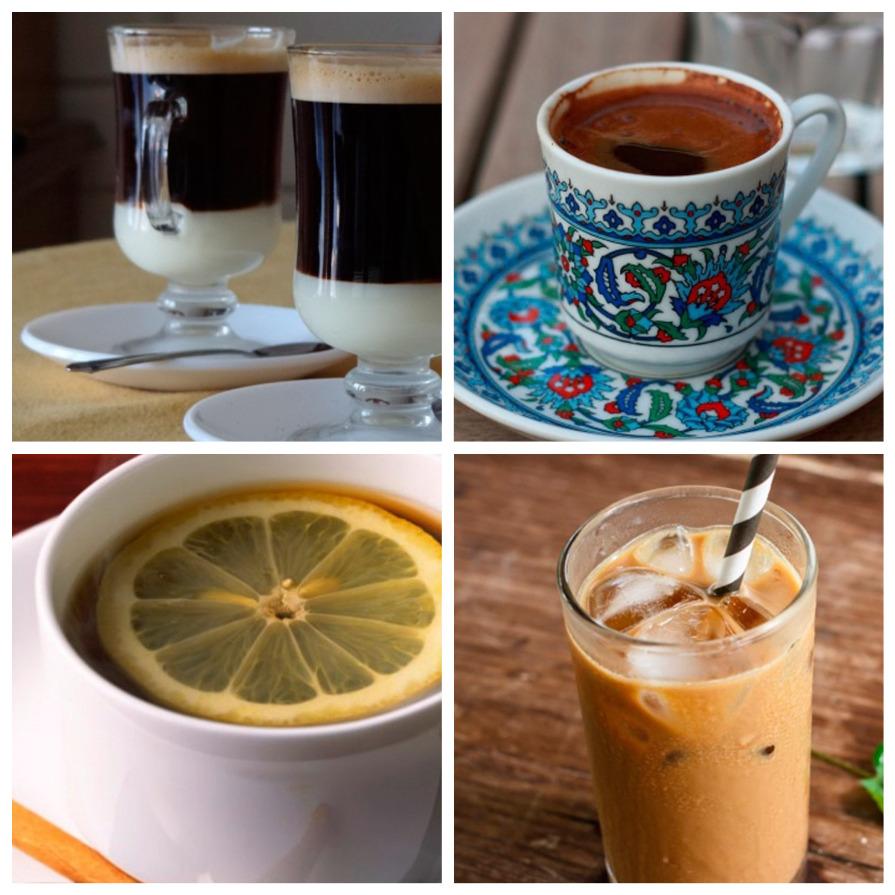 Чашка кофе в разных странах мира (10 фото)
