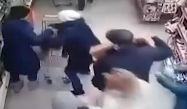 Битва за телевизоры в Уфе