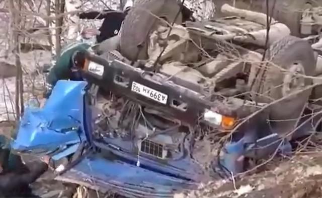 Аномальная зона для грузовиков