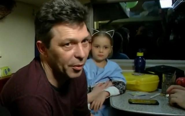 Дочь эмоционально отреагировала на речь папы об открытии Крымского моста