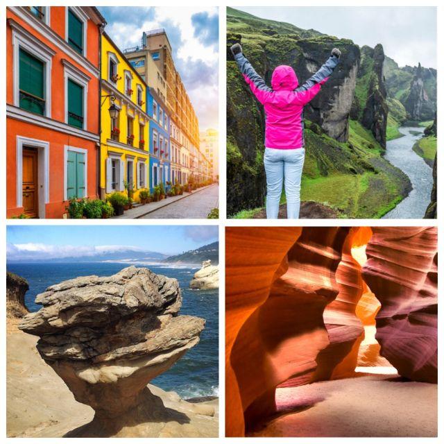 Популярные туристические места, которые часто разочаровывают путешественников (12 фото)