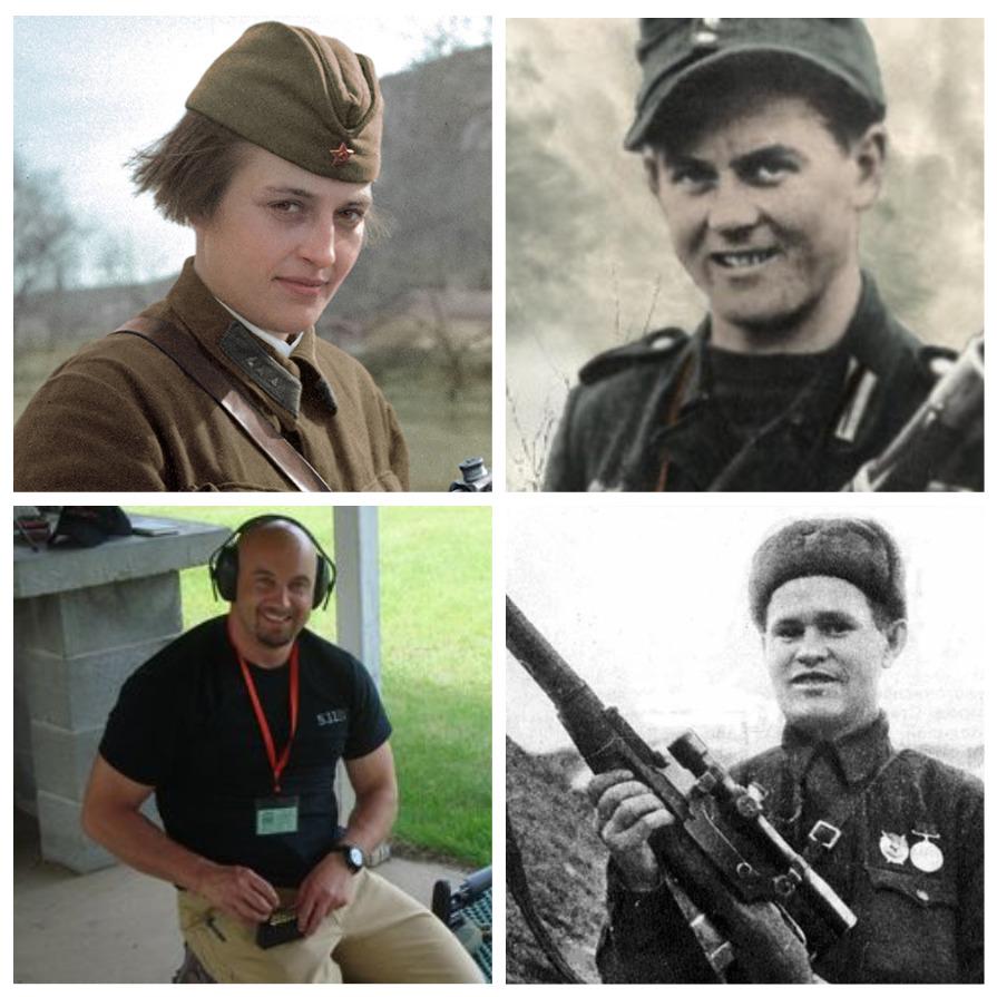 Самые знаменитые снайперы в истории (5 фото)