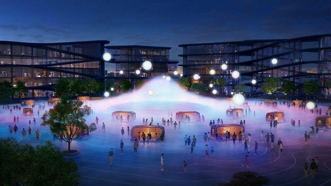 Toyota хочет построить «город будущего» с беспилотными роботами (5 фото)