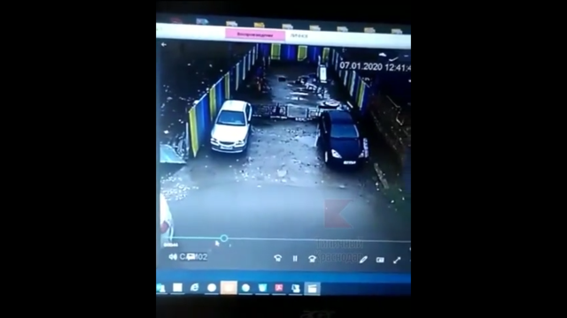 Битва за парковку в Краснодаре