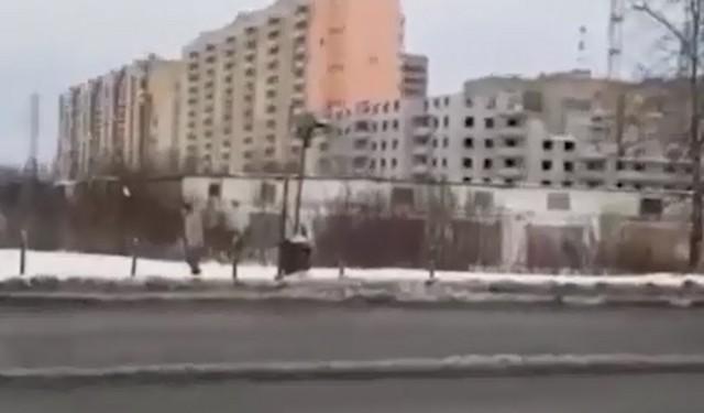 Лунная походка по-русски