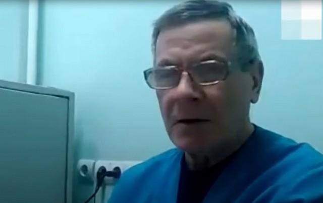 Омский травматолог пришел на работу пьяный и выдал пронзительный рассказ о своей жизни