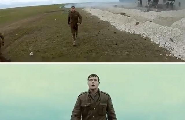 Как снимали военную драму «1917»