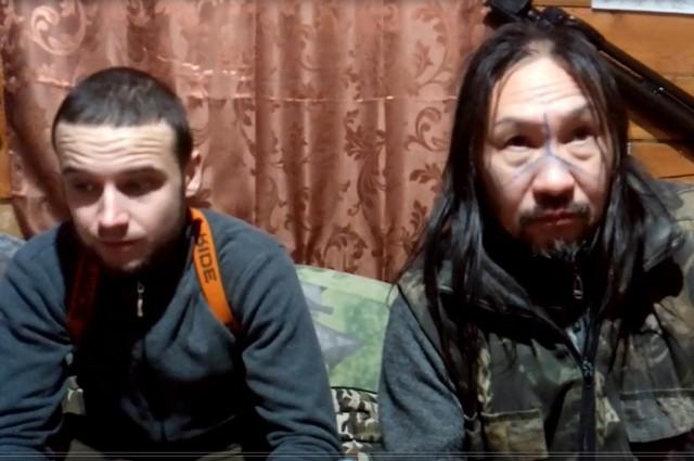 Якутский шаман Александр Габышев вновь идет на Москву