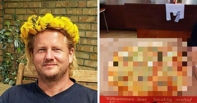 """Парень из Швеции придумал свой рецепт пиццы и его обвинили в """"преступлении против человечества"""" (7 фото)"""