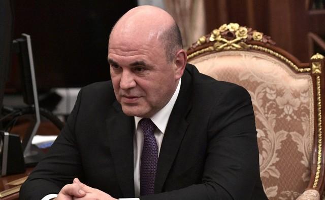 Владимир Путин предложил кандидатуру Михаила Мишустина на пост премьер-министра (2 фото)