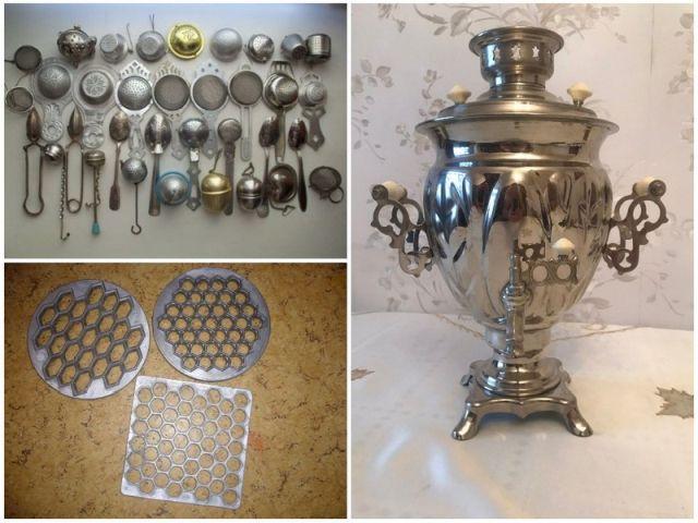 Ностальгическая галерея: разнообразная посуда советской эпохи (11 фото)