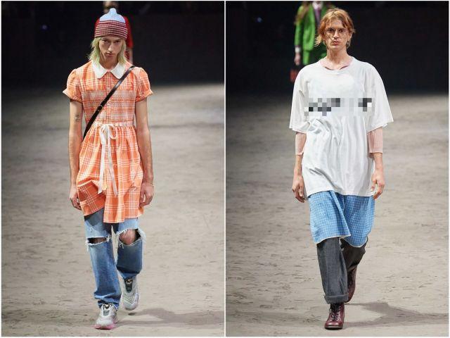 Последний писк моды от Gucci, который немного шокирует (29 фото)