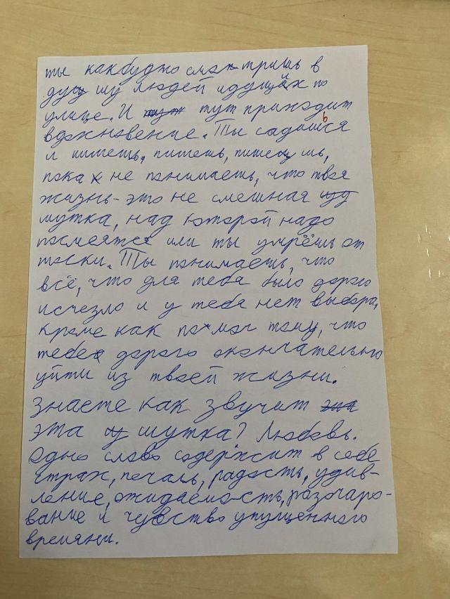 Ученик шестого класса написал сочинению о зиме и его сравнили с Джокером (18 скриншотов)