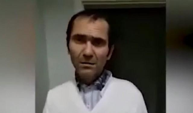 Челябинский рентгенолог при исполнении служебных обязанностей