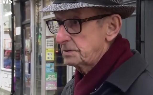 Как думаете, сколько лет этому пенсионеру?