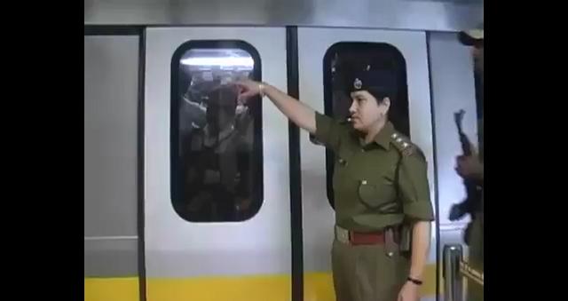 Что будет, если мужчина зайдет в женский вагон метро в Индии