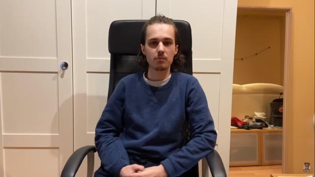 Стендап-комиком Александром Долгополовым заинтересовалось МВД (2 видео)
