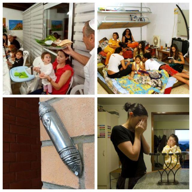 Интересные особенности домов в Израиле (7 фото)
