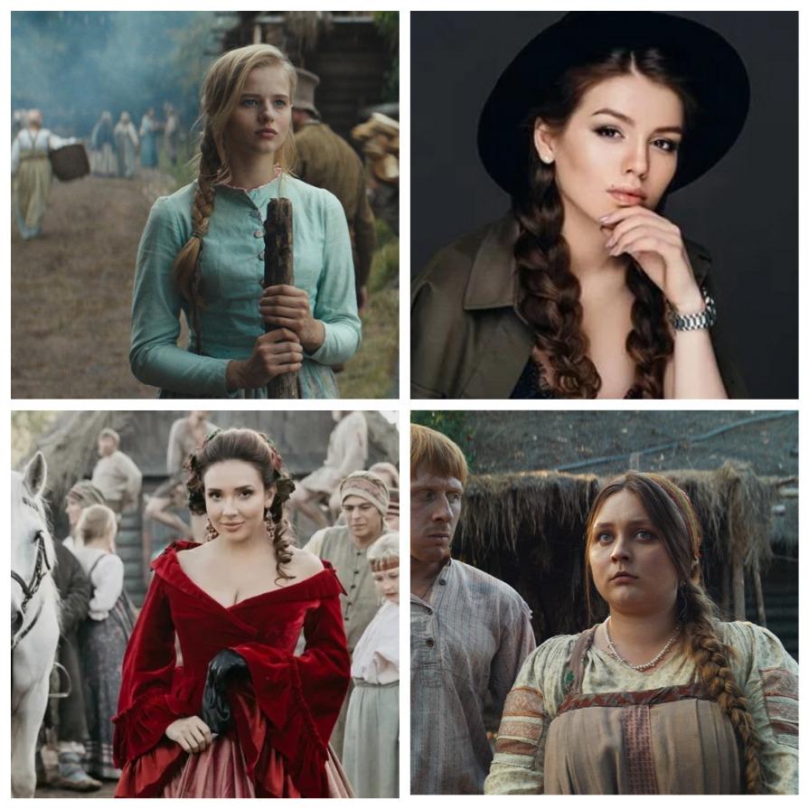 Красивые актрисы из фильма «Холоп» (5 фото)
