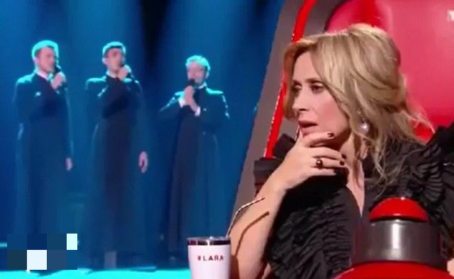 Русские священники выступили на французском «Голосе»