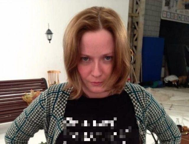 В Сети нашли фото нового министра культуры Ольги Любимовой, где она позирует в интересной футболке