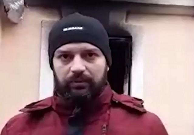 Ростовский мужчина вынес соседей из горящего здания