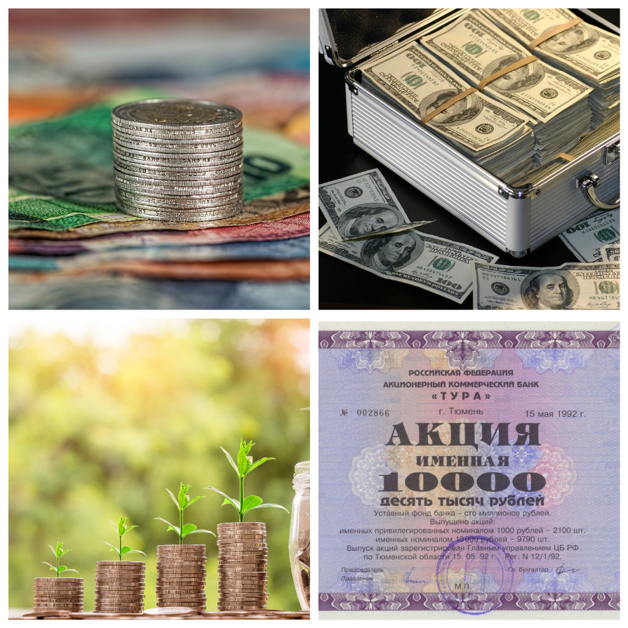 Способы инвестирования сбережений (7 фото)