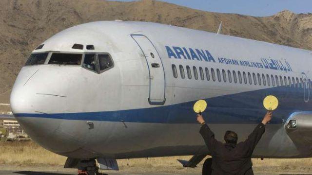 В Афганистане разбился пассажирский лайнер