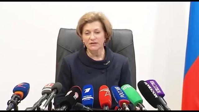 Главный санитарный врач РФ Анна Попова прокомментировала ситуацию с коронавирусом